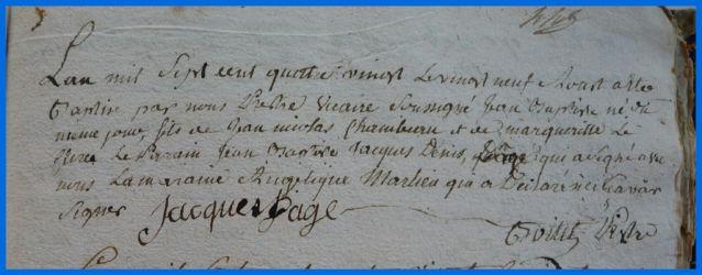 CHAMBAUT Jean-Baptiste né 09.08.1780