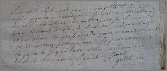 CHIBOUST Jean-Vincent dcd 07.04.1788