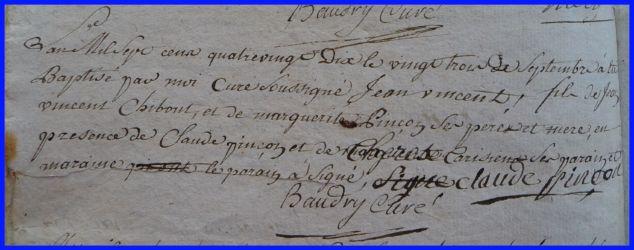 CHIBOUST Jean-Vincent né 23.09.1790
