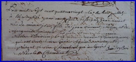CHIBOUT Jean-Vincent né 08.07.1786