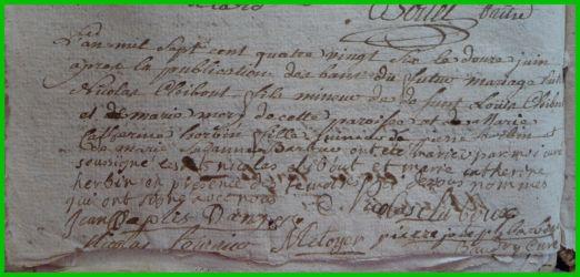 CHIBOUT et HERBIN le 12.06.1786