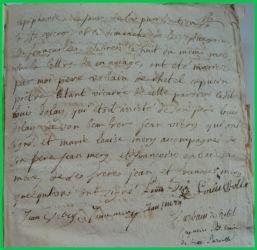 DOLLE et MERY N°2 09.02.1773