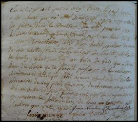 Inconnu dcd le 09.02.1783