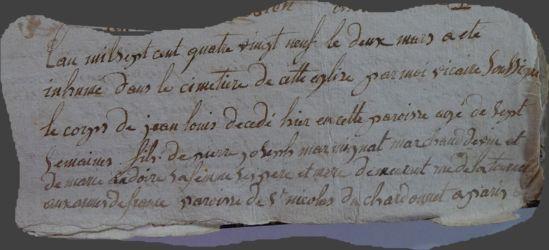 MARMIGNAT Jean-Louis 7sem dcd 02.03.1789