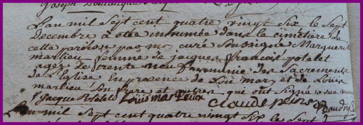 MERLIEU Marguerite dcd 07.12.1786