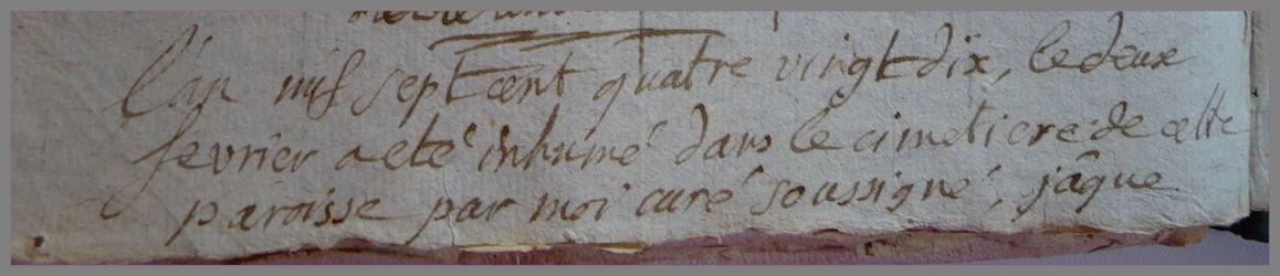 MERY Jacques François dcd 02.02.1790N°1