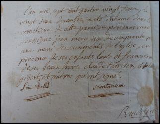 MERY Jean dcd 22.12.1792