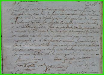 MOINEAU et TARISIEN le 21.02.1792