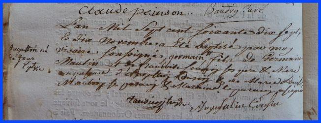 MOLIN Germain né 10.11.1777