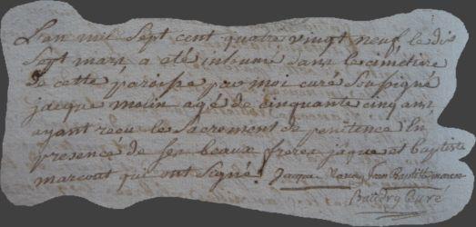 MOLIN Jacques dcd 17.03.1789 à 55 ans