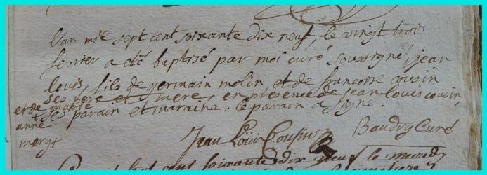 MOLIN Jean-Louis né 23.02.1779
