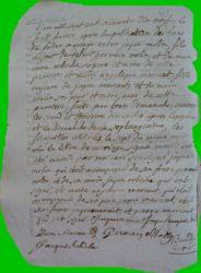 MOLIN et MARCOUT le 08.02.1779