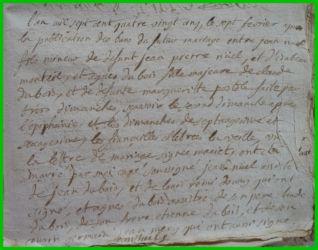 NOEL et DUBOIS le 97.02.1785