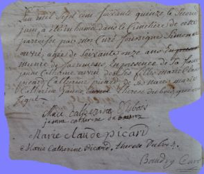 OUVRE Simone 1704-dcd 02.06.1775