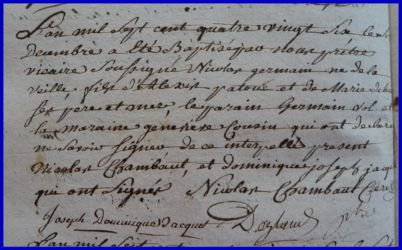 PATOU Nicolas Germain né 09.12.1786