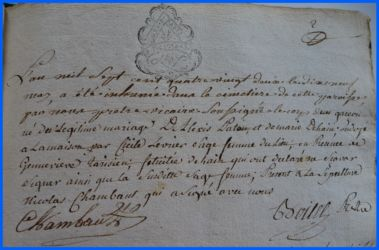 PATOU un garçon né 19.05.1782