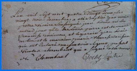 PIERRE Jean-Louis né 23.12.1782