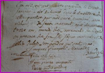 RICHARD Anne 73 ans dcd 3.01.1790