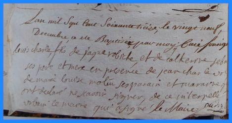 ROBICHE Louis Charles né 29.12.1773